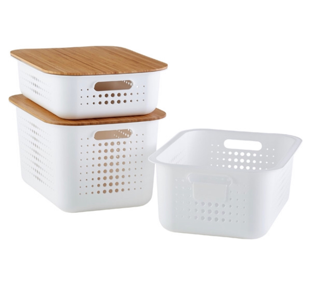 White Nordic Storage collection