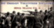 Civil War Reenacting, 1st Oregon Volunteer Infantry, 20th Maine Compay A