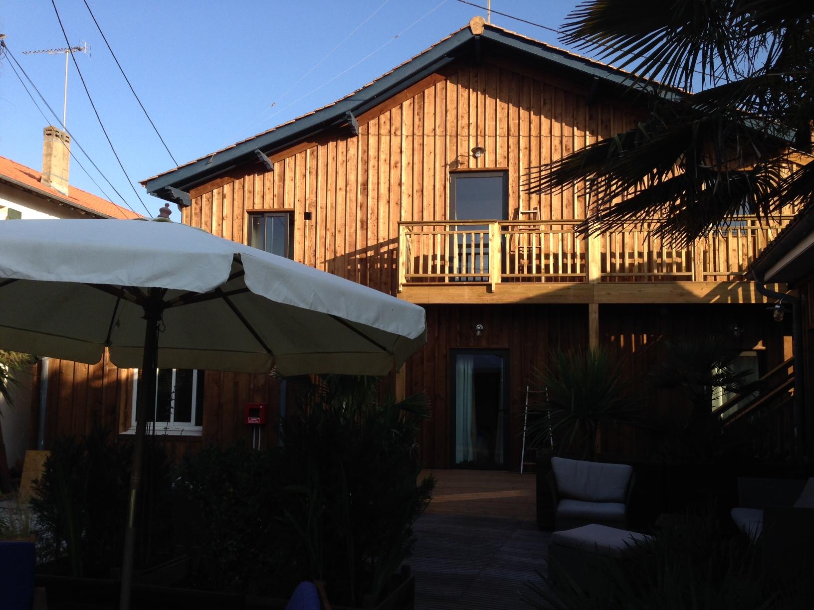 Hotel du cap - Cap Ferret