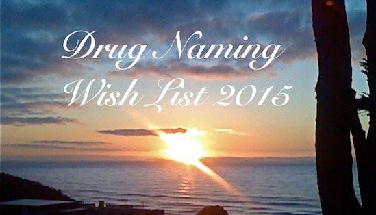 Drug Naming