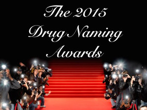 The 2015 Drug Naming Awards