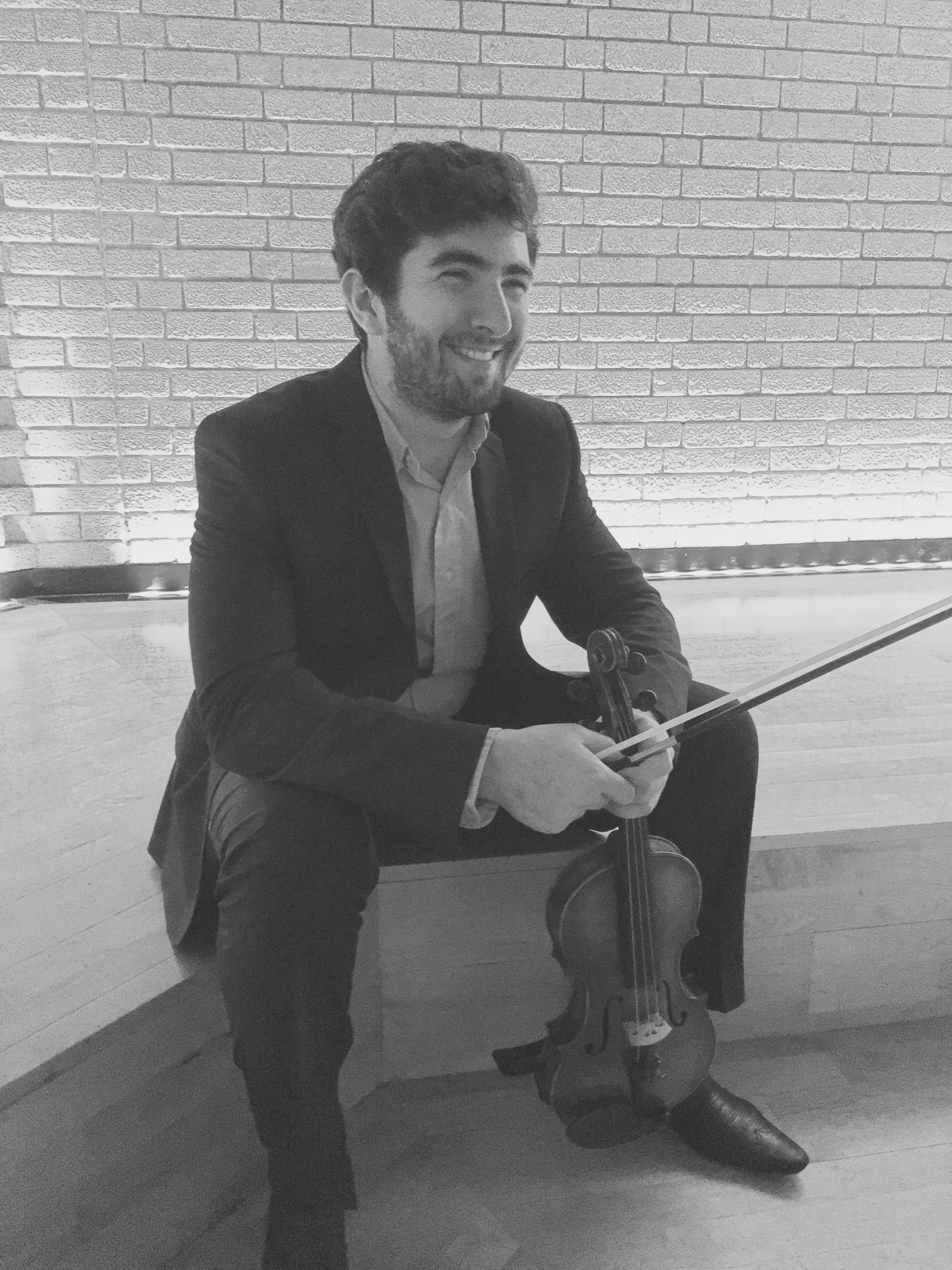 John Hutchinson Violinist