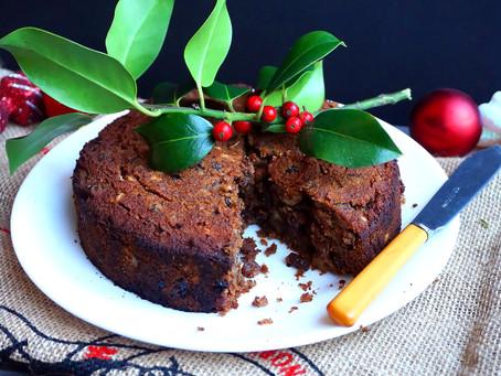 LOW GL CHRISTMAS CAKE