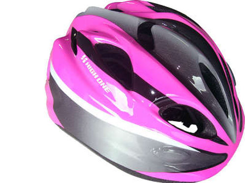 Capacete High One MV 602 Infantil Rosa