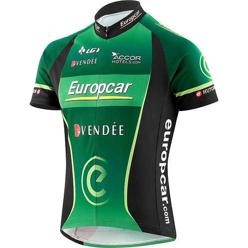 Camisa Louis Garneau Europcar