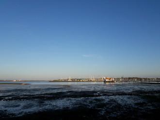 Low Tide - Warsash
