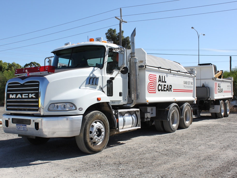 All Clear Truck and Bobcat, Bobcat Services Perth