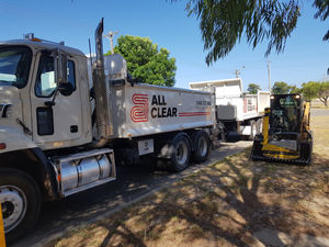 Earthworks site cleans perth