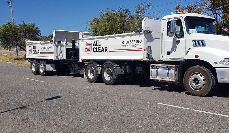 Sand Delivery Perth