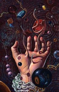 crescent, seo, illustration, art, painting