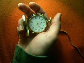 O tempo não espera por você