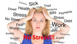 What can massage do to help with stress?