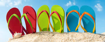 Lets start with a confession, lets face it: Flip-flops rock!