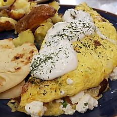 Gyro Omelet