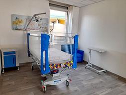 OBI pediatrico Spedali Civili di Brescia