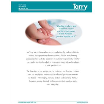 Tarry catalogus