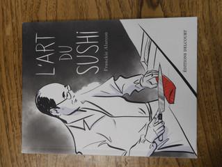フランスの寿司の本