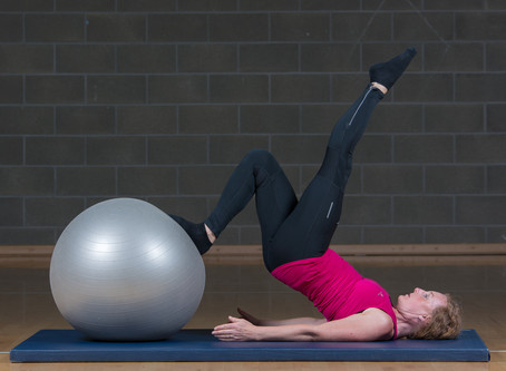 Using Small Props in your Pilates Class