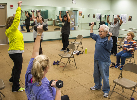 Considerations When Training Older Clients