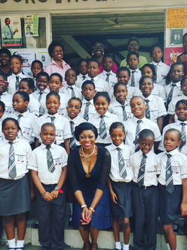 With ST&T Regency School GRA Lagos