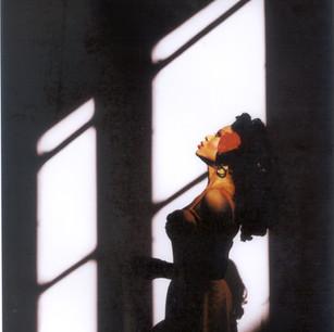 Patti Boulaye as Carmen Jones 1996