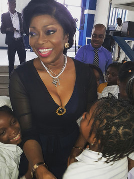 ST&T REGENCY School children Lagos