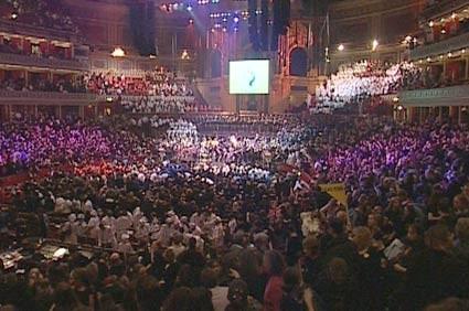 SFA's 3000 Gospel Singers at Royal Albert Hall