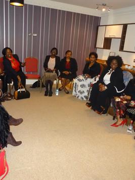 Women of Faith Federation BIPADA WORKSHOP
