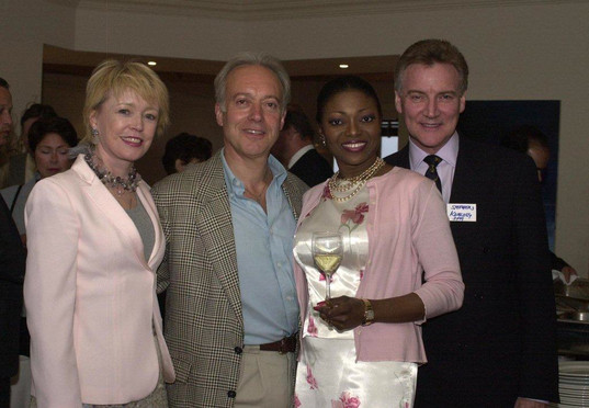 Support For Africa Charity Reception