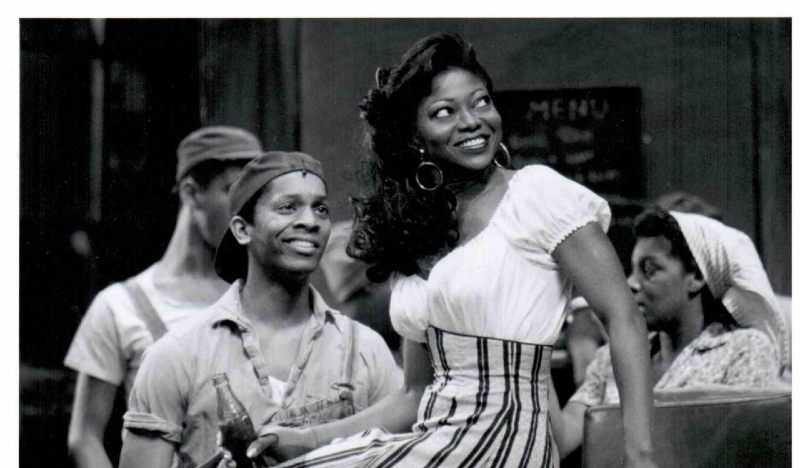 Patti Boulaye as Carmen Jones