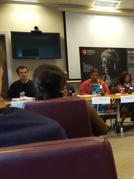 Middlesex University Diversity EDUBATE Panel