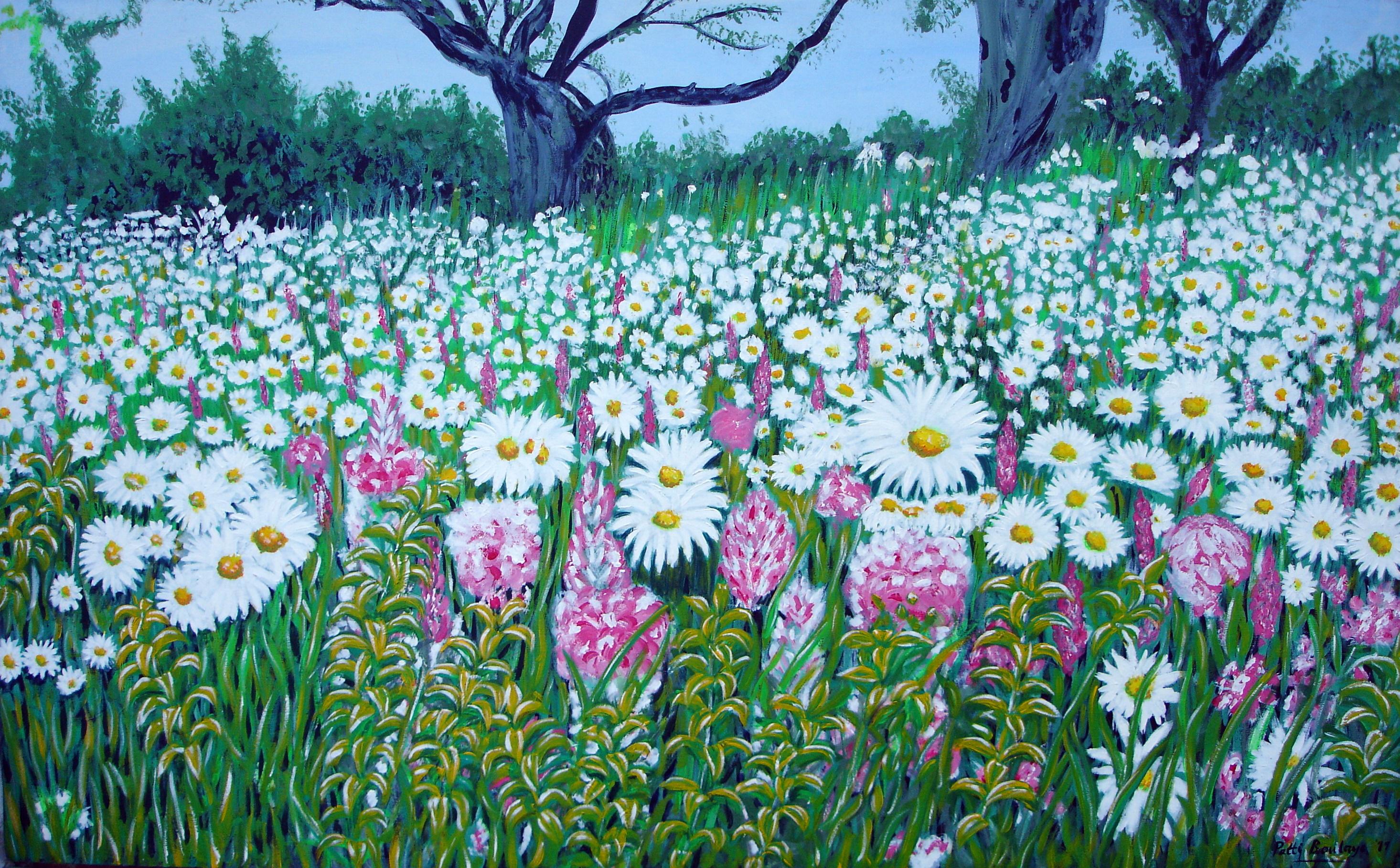 Flower Field £1500