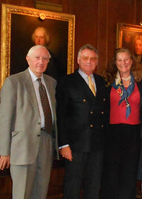 Lord Cotter, Stephen Komlosy, Her Royal Highness Princess Katarina of Yugoslavia & Serbia