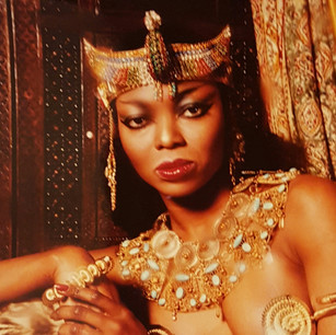 Patti Boulaye's African Queen Photoshoot