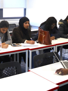 Group Session with Middlesex University Undergraduates