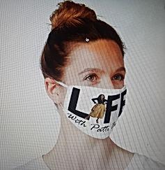 Life with Patti Boulaye Facemask