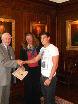 Bipada Certification at Oxford University