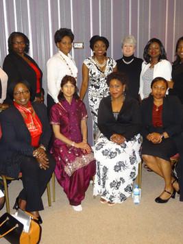 Women of Faith Foundation Bipada Workshop