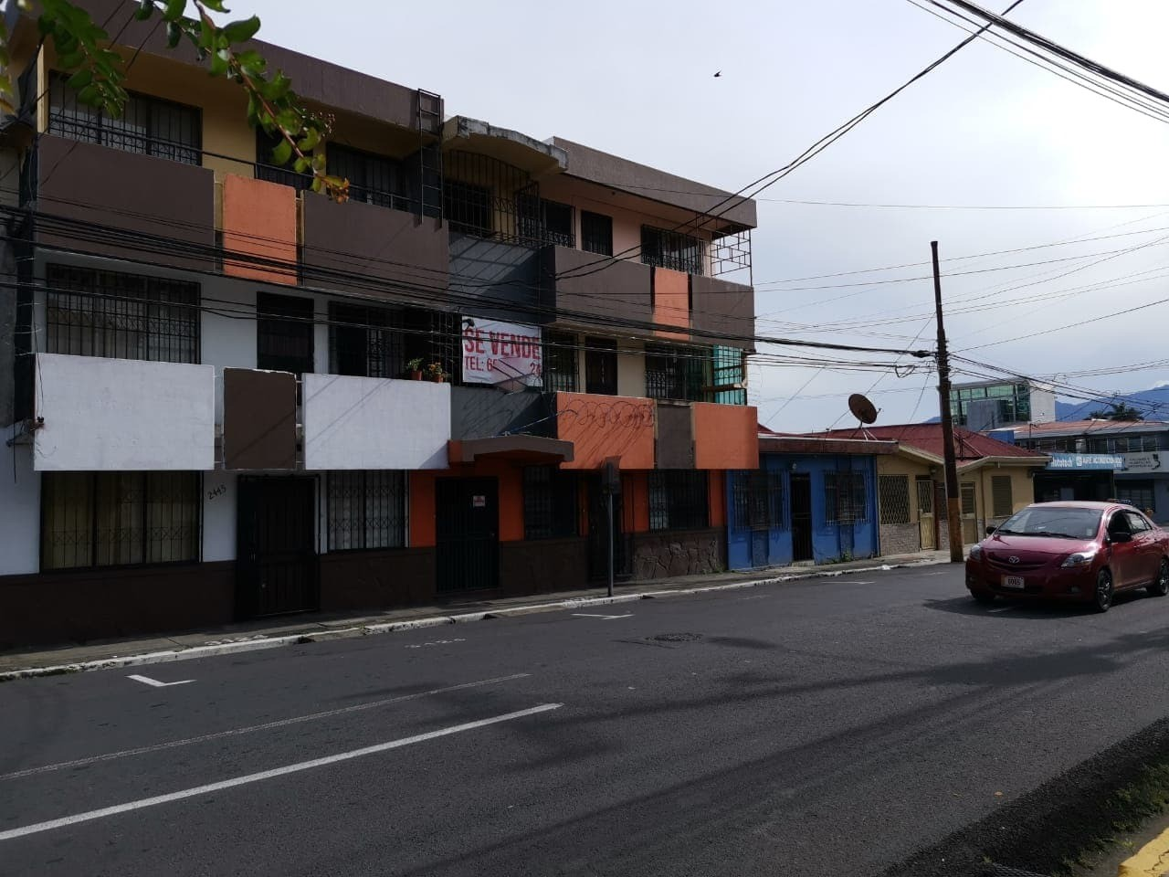 SAN JOSE BARRIO DON BOSCO EDIFICIO $750.000