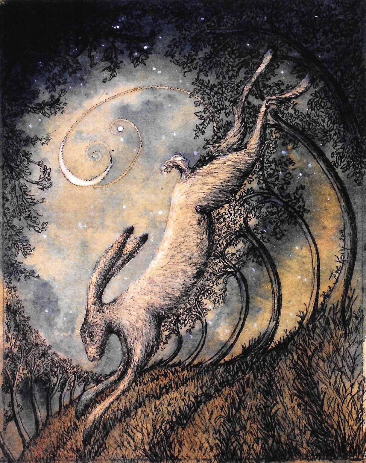 Sythe moon