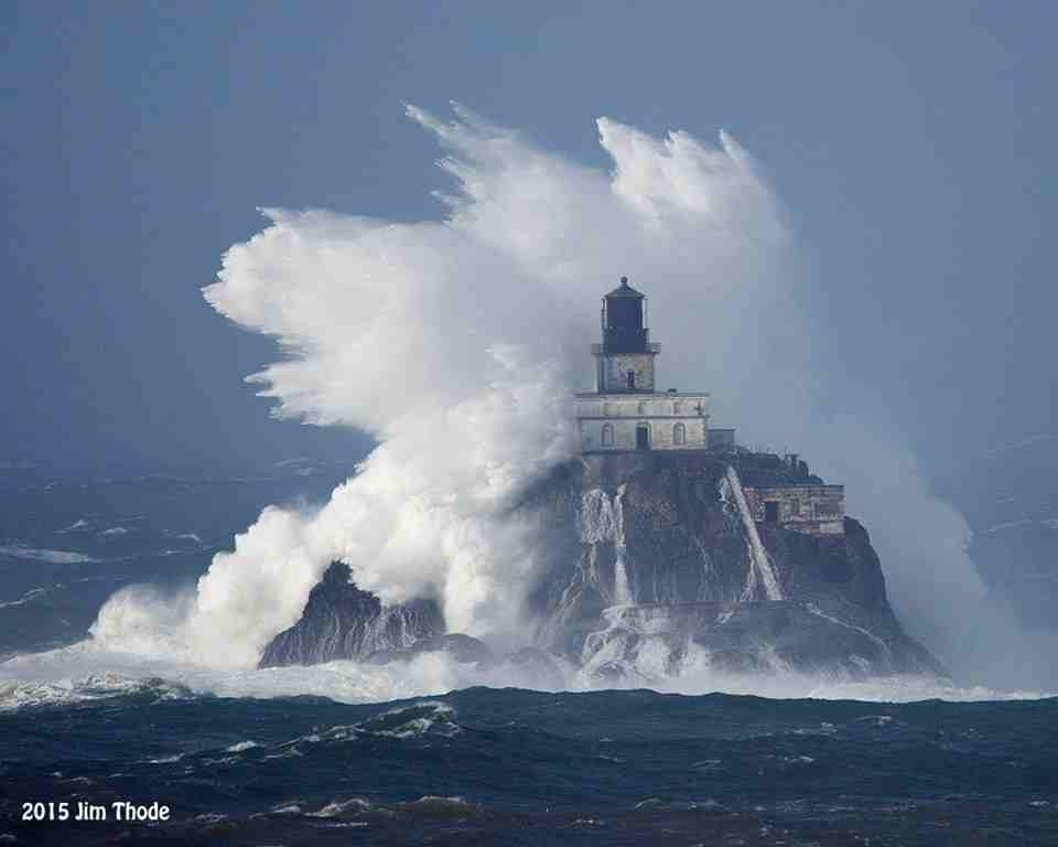 How is it that our inner lighthouse can keep us moving in the best possible direction, even  during stormy and trying times?