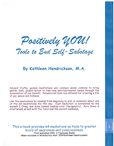 An e-book provides 64 mediations as tools for greater awareness and consciousness.