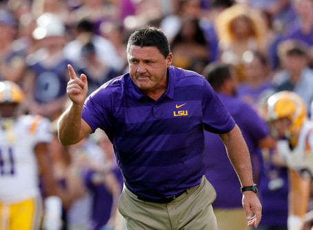 Will LSU Win 10 Games in 2020?