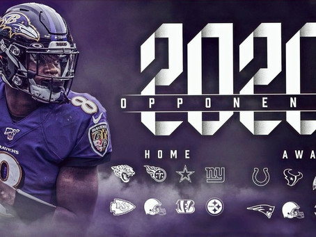 The Ravens 2020 Win Total is Easy Money