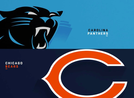 Bears (+1.5) @ Panthers