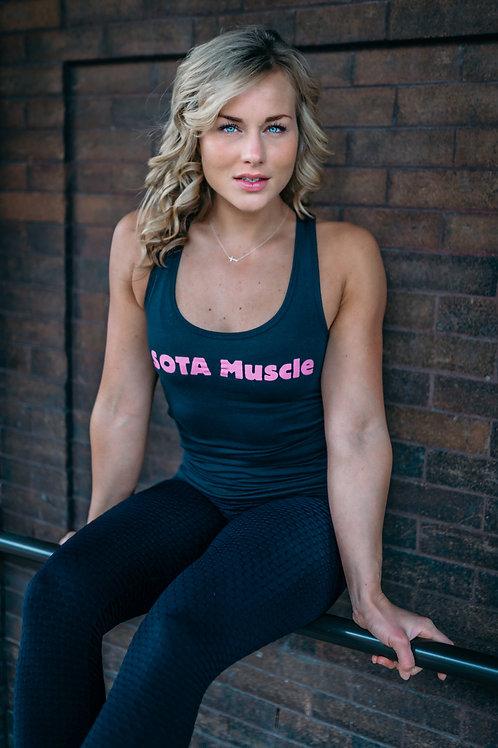 SOTA Muscle - You vs You Women's Tank Top