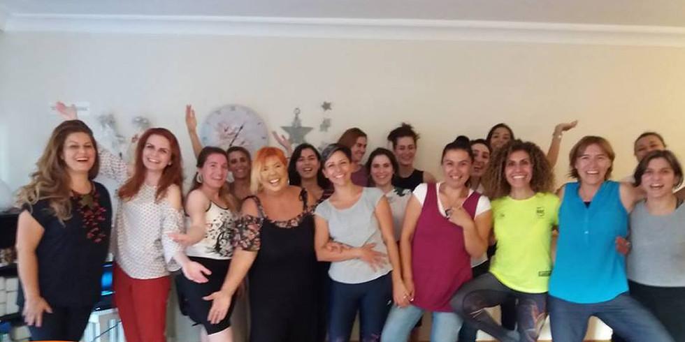 Kahkaha Yogası Uluslararası Sertifika Eğitimi