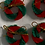 Thumbnail: WREATH EMBELLISHMENTS - RED AND GREEN - 6 PACK