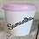 Thumbnail: TRAVEL MUG - 3 COLOURS - PERSONALISED