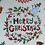 Thumbnail: CHRISTMAS TOPPER STICKERS WITH GLITTER AND FOIL.